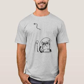 Astronaut Cat Shirt