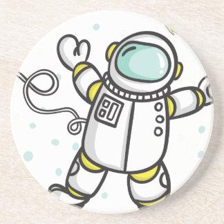 Astronaut Coaster