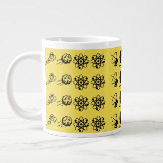 Astronaut Coffe Large Coffee Mug