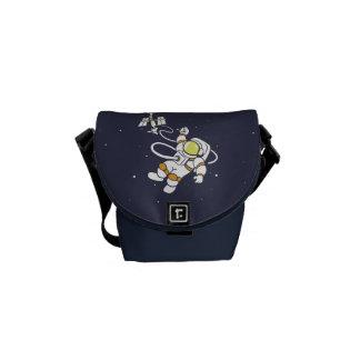 Astronaut Commuter Bag