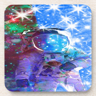 Astronaut Dimensions Coaster