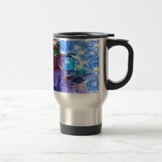 Astronaut Dimensions Travel Mug