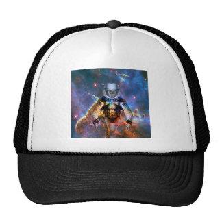 Astronaut Disintegration Trucker Hat
