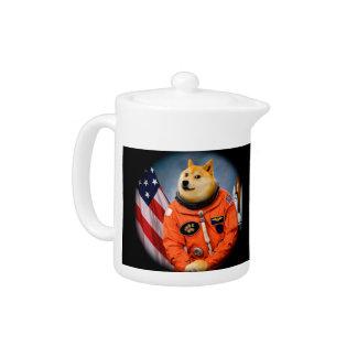 astronaut dog  - doge - shibe - doge memes