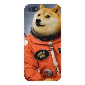 astronaut dog  - doge - shibe - doge memes case for iPhone 5/5S