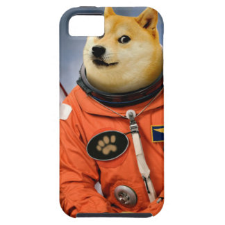 astronaut dog  - doge - shibe - doge memes case for the iPhone 5