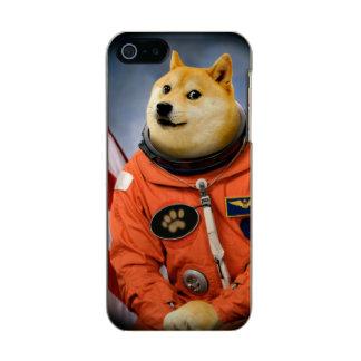 astronaut dog  - doge - shibe - doge memes incipio feather® shine iPhone 5 case