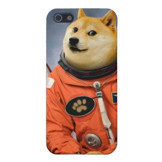 astronaut dog  - doge - shibe - doge memes iPhone 5/5S covers
