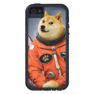 astronaut dog  - doge - shibe - doge memes iPhone 5 cover