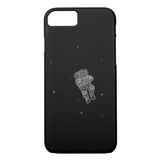 Astronaut Drifting iPhone 8/7 Case