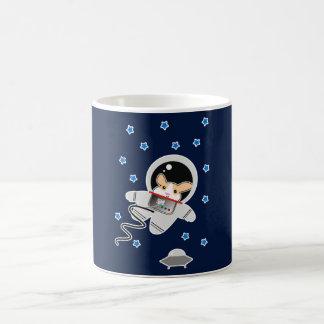 Astronaut Hamster Coffee Mug