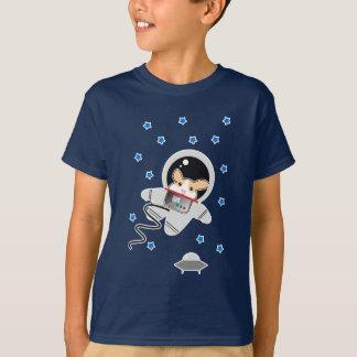 Astronaut Hamster T-Shirt