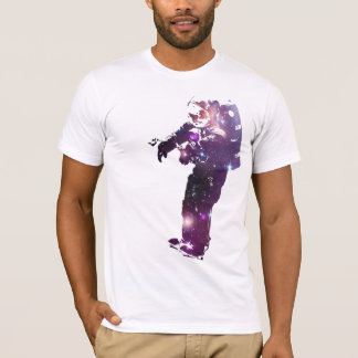 Astronaut! Hanging with the Stars (star cluster) T-Shirt