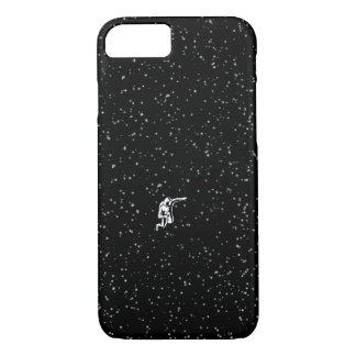 Astronaut in space iPhone 8/7 case