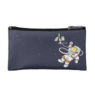 Astronaut Makeup Bag