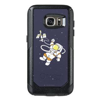 Astronaut OtterBox Samsung Galaxy S7 Case