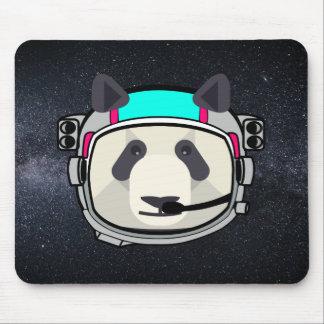 Astronaut Panda Mouse Pad