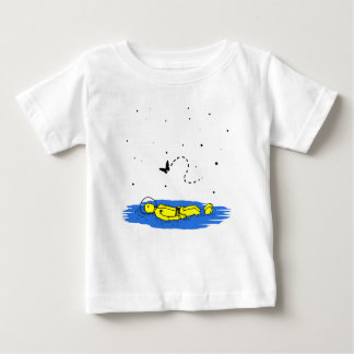 Astronaut - Permission to Land Baby T-Shirt