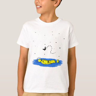 Astronaut - Permission to Land T-Shirt