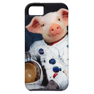 Astronaut pig - space astronaut case for the iPhone 5