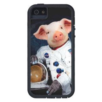 Astronaut pig - space astronaut iPhone 5 case