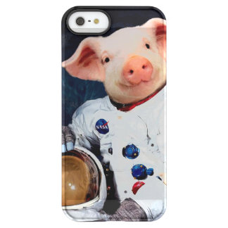 Astronaut pig - space astronaut permafrost® iPhone SE/5/5s case