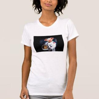 Astronaut pig - space astronaut T-Shirt