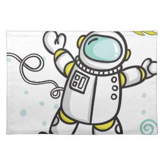 Astronaut Placemat