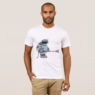 Astronaut Pressure Wash Mens T-Shirt