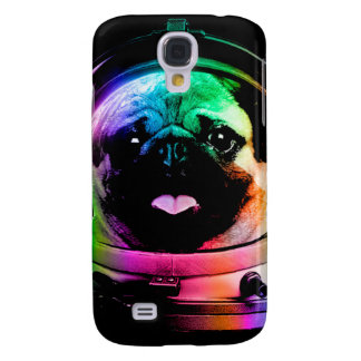Astronaut pug - galaxy pug - pug space - pug art