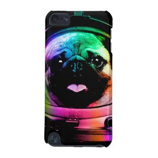 Astronaut pug - galaxy pug - pug space - pug art iPod touch 5G cover