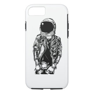 Astronaut Punkster Tough Phone Case