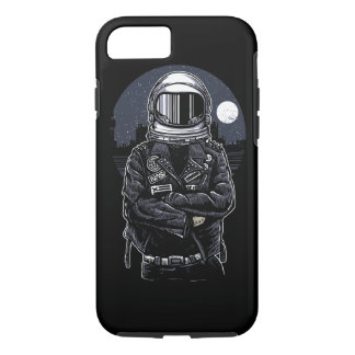 Astronaut Rebel Tough Phone Case