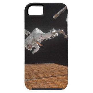 Astronaut Repair Solar Panel iPhone 5 Cover