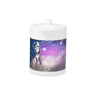Astronaut Riding Super Nova