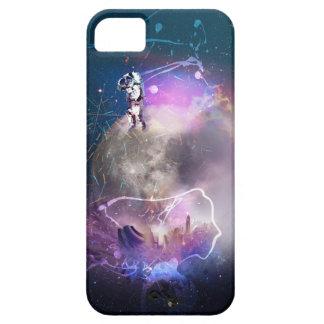 Astronaut Riding Super Nova iPhone 5 Cover