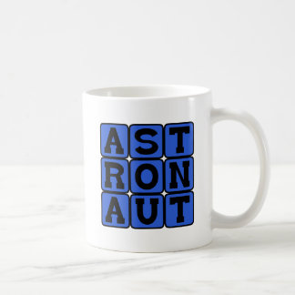 Astronaut, Sailor of Outer Space Coffee Mug