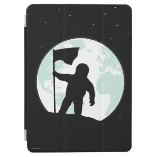 Astronaut Silhouette iPad Air Cover