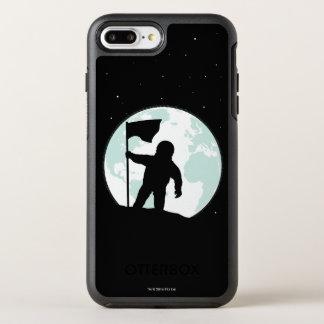 Astronaut Silhouette OtterBox Symmetry iPhone 7 Plus Case