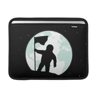 Astronaut Silhouette Sleeve For MacBook Air