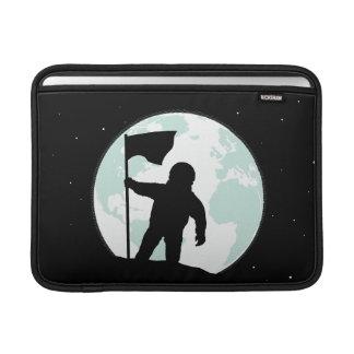 Astronaut Silhouette Sleeve For MacBook Air