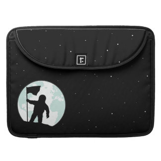 Astronaut Silhouette Sleeve For MacBooks