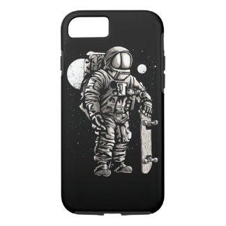 Astronaut Skater Tough Phone Case