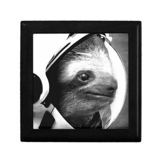 Astronaut Sloth Gift Box