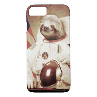 Astronaut Sloth iPhone 8/7 Case