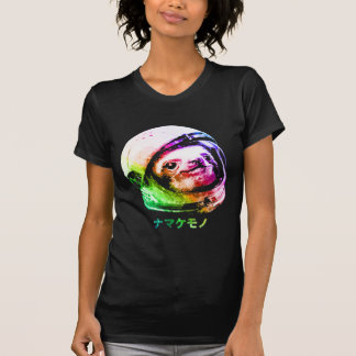 Astronaut Space Sloth T-Shirt