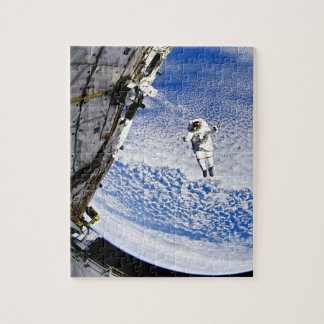 Astronaut Spacewalk Jigsaw Puzzle