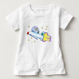 Astronaut Toddler Suit Baby Romper