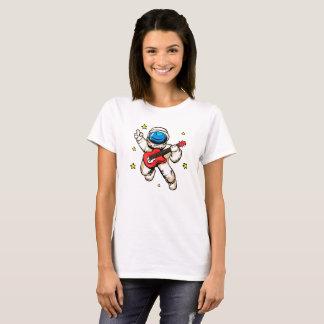 Astronaut victory gesture T-Shirt