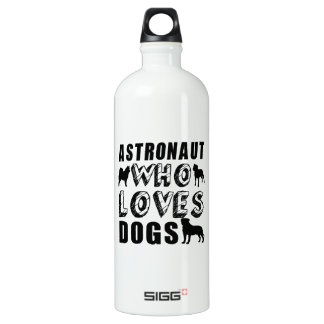 astronaut Who Loves Dogs